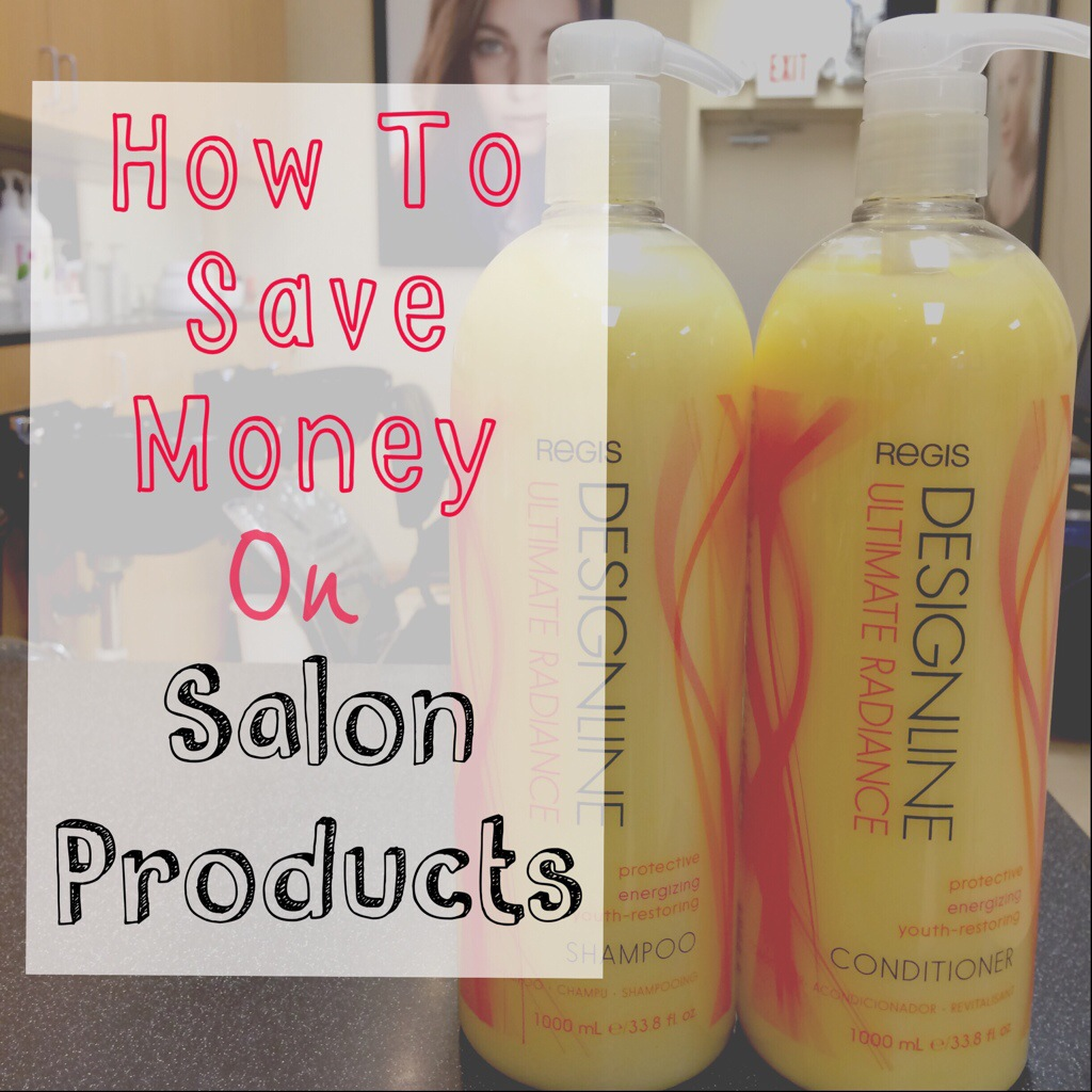 How To Save Money On Salon Products