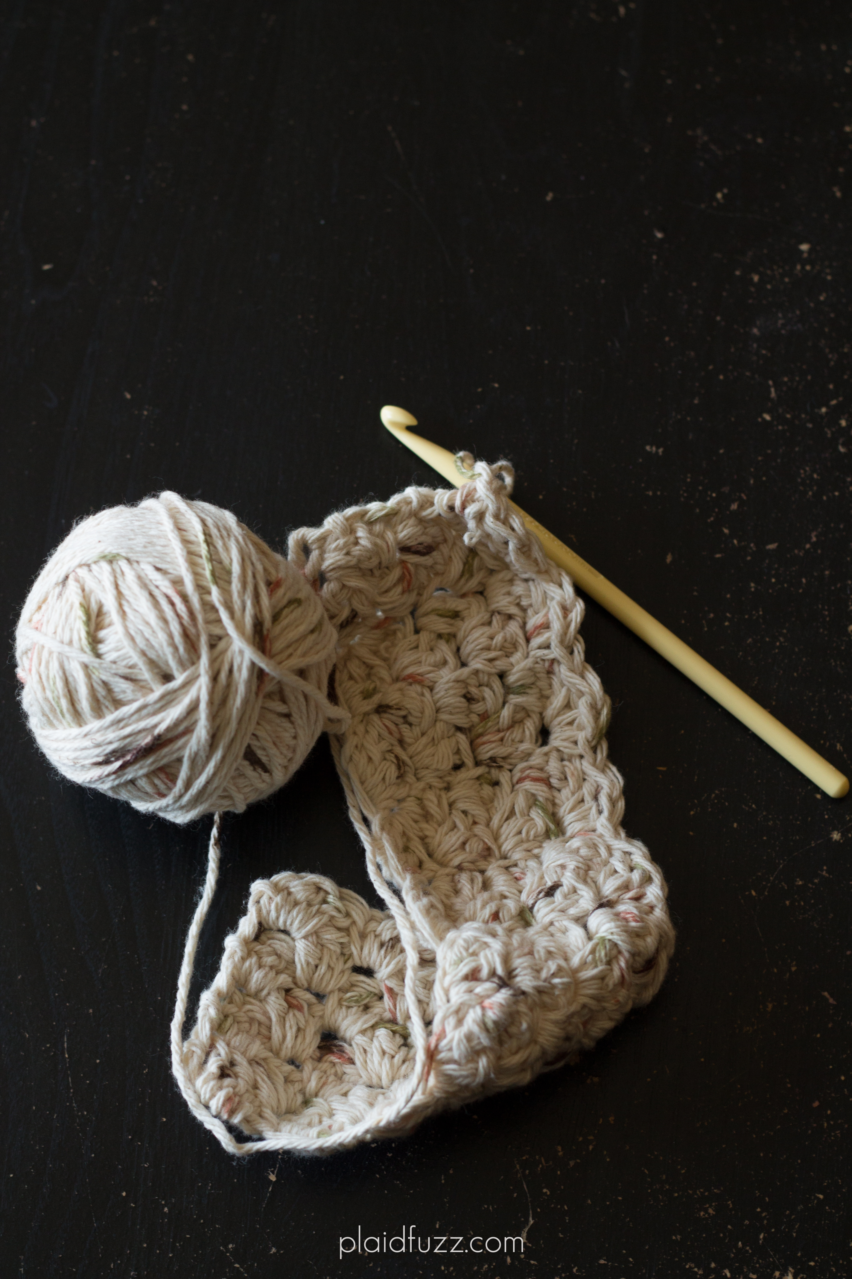 Free Crochet Dish Cloth Pattern
