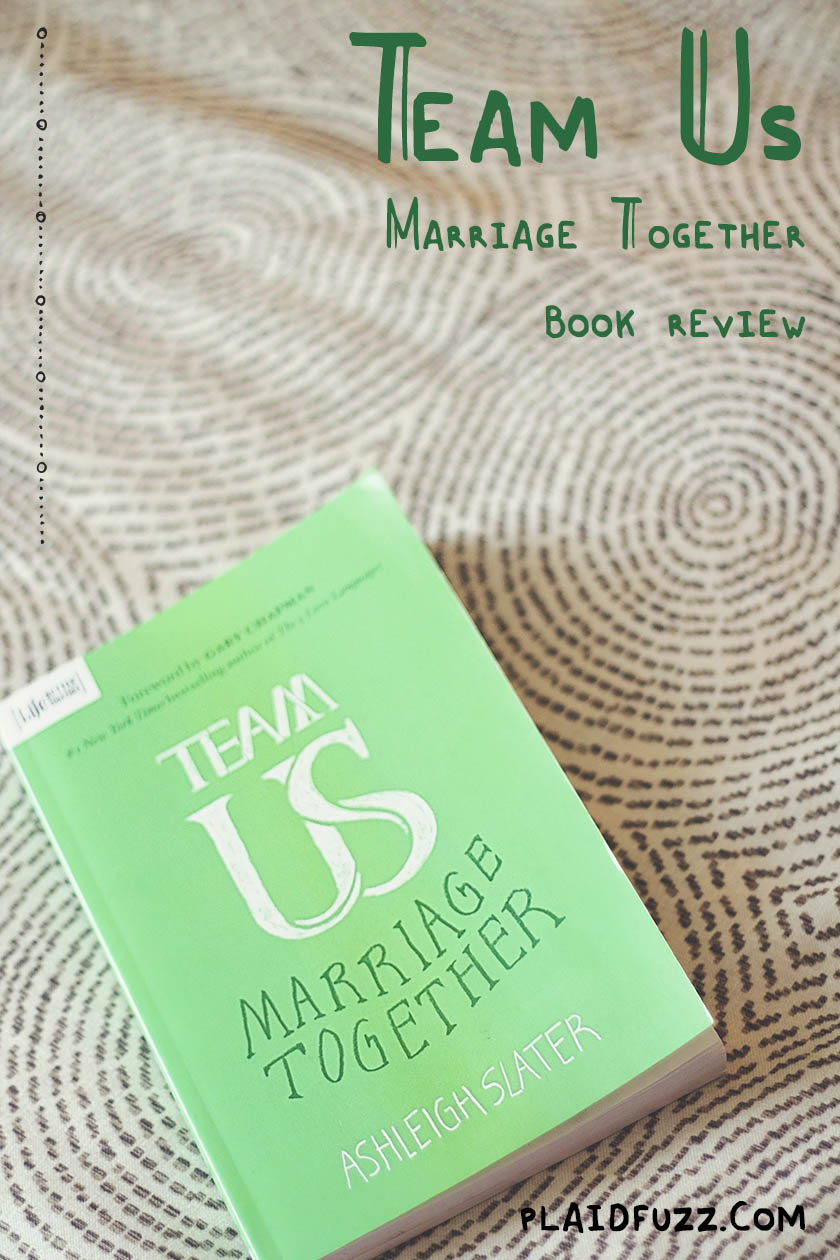 Team Us Marriage Together Book Review