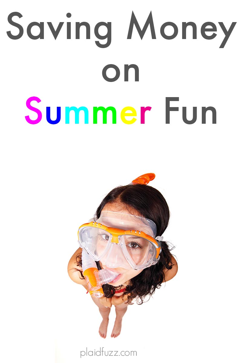 Saving Money On Summer Fun