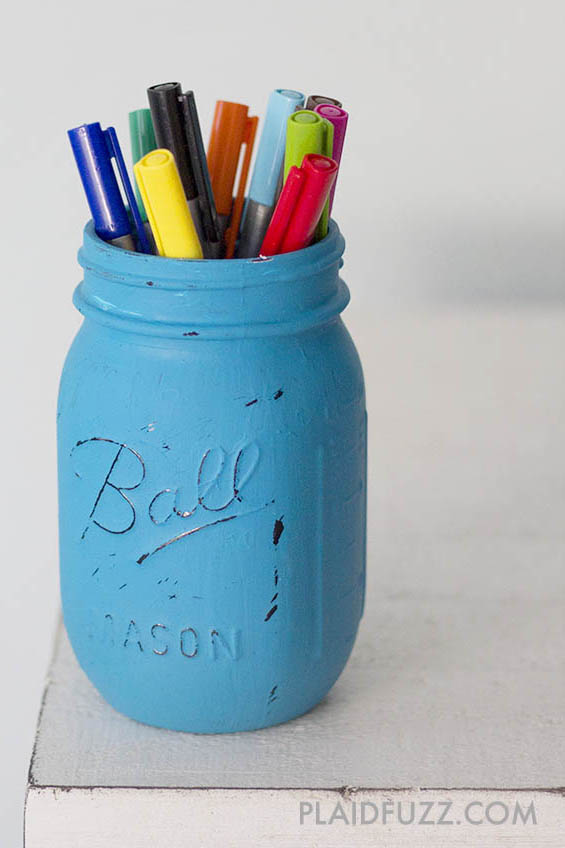 pencil holder finsished