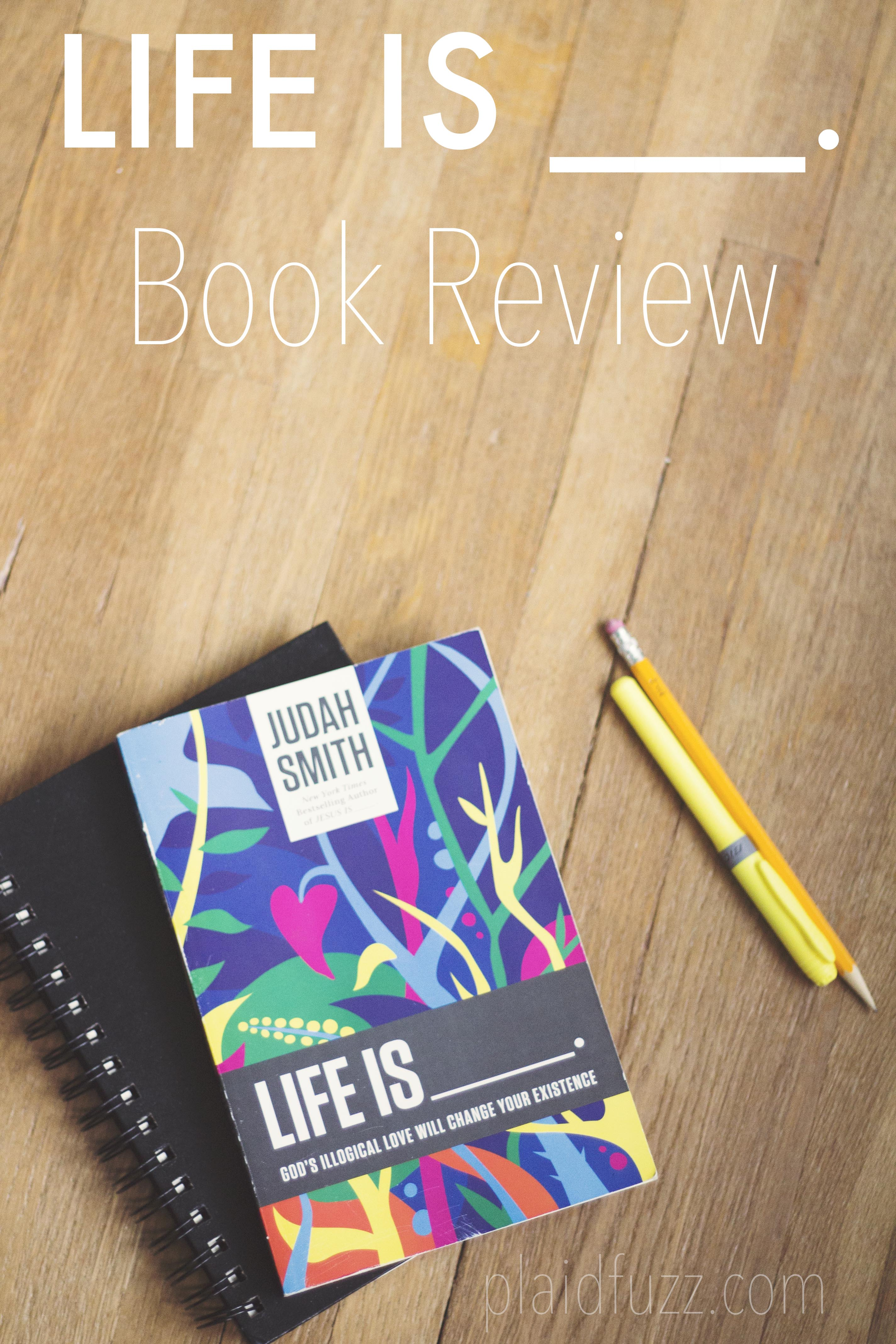 Life Is ____. Book Review