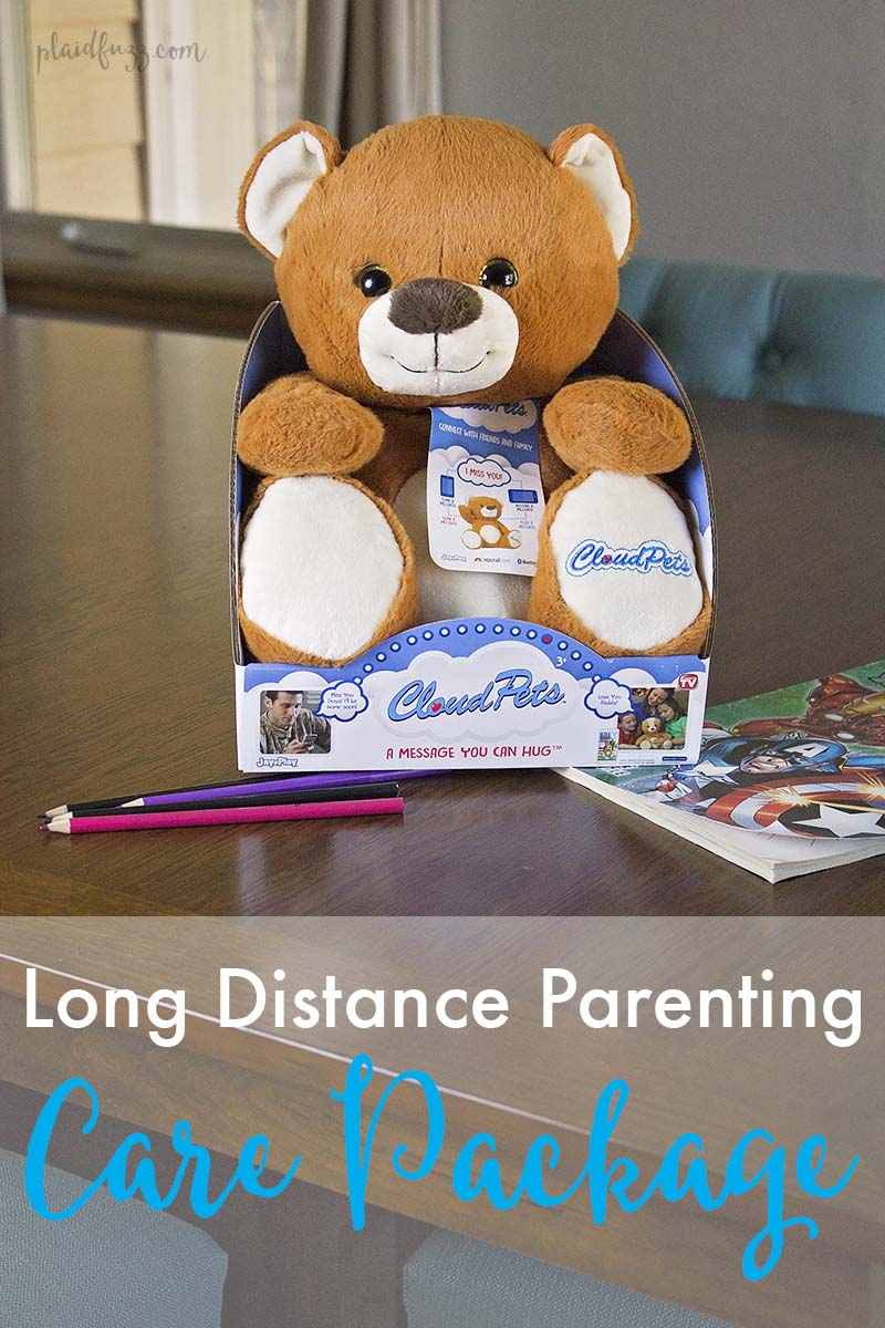 Care Package for Long Distance Parenting