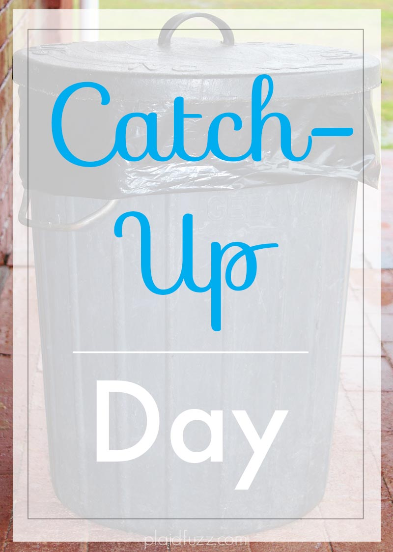 Catch-Up Day