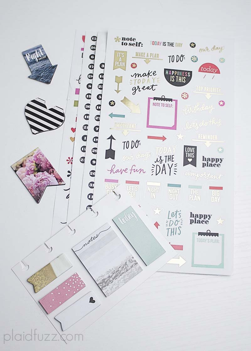 Why I Switched To A Happy Planner - The House of Plaidfuzz