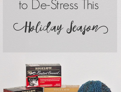 4 Fool-Proof Ways to De-stress This Holiday Season