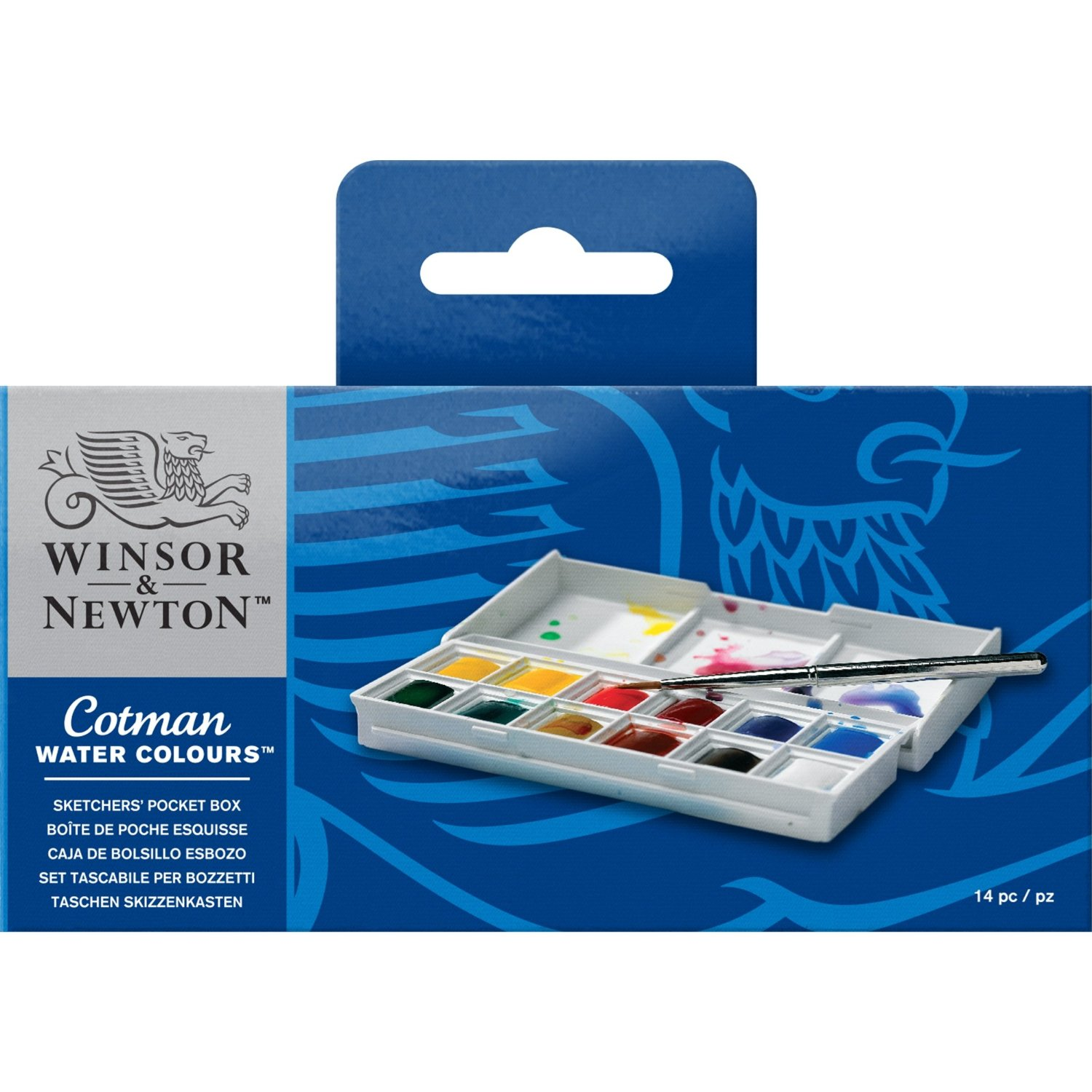 winsor newton watercolors