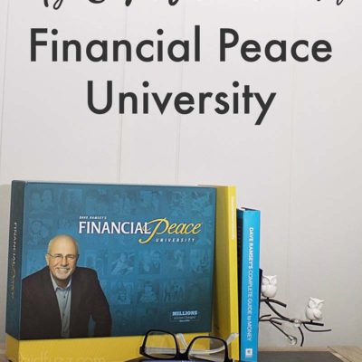 Financial Peace University: My Experience