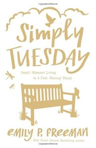 Simply Tuesday Book