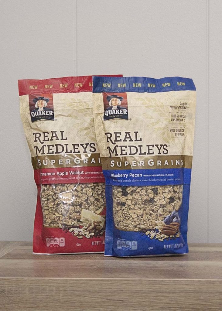 Quaker® Real Medleys SuperGrains
