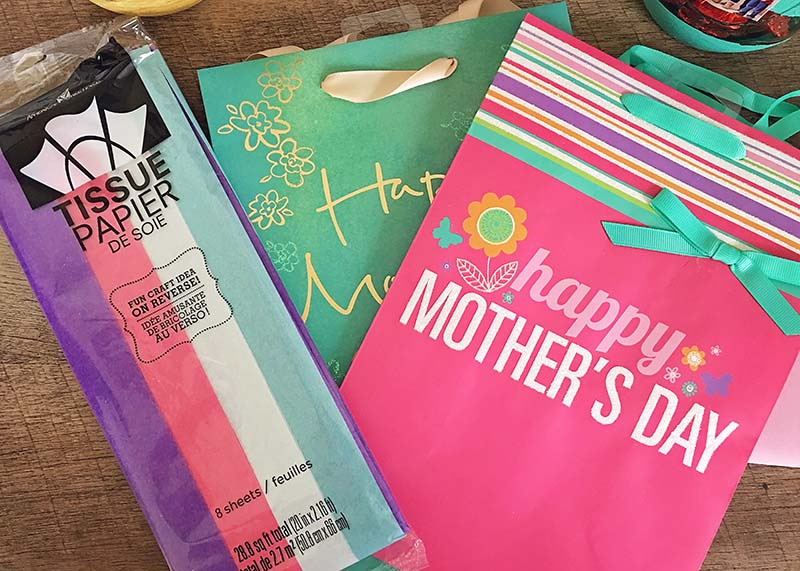 American Greetings Gift Packaging