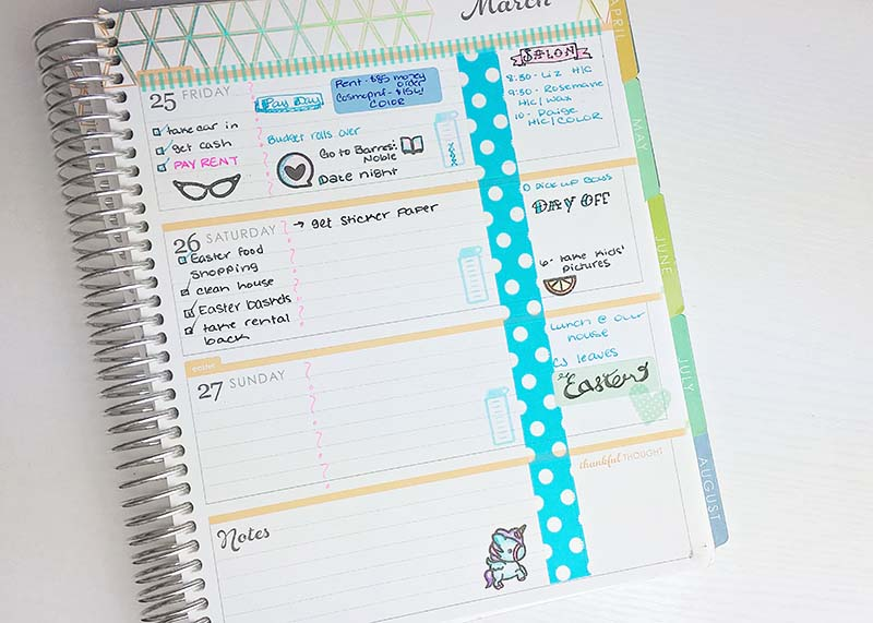 Erin Condren Horizontal LifePlanner