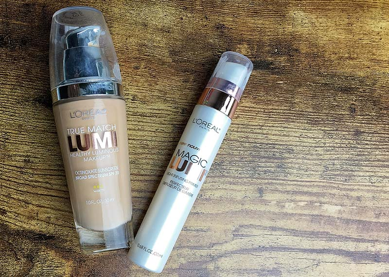 Loreal Lumi Products