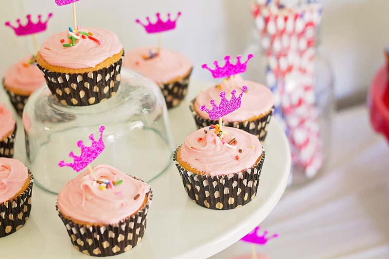 Cupcake Toppers | The House of Plaidfuzz