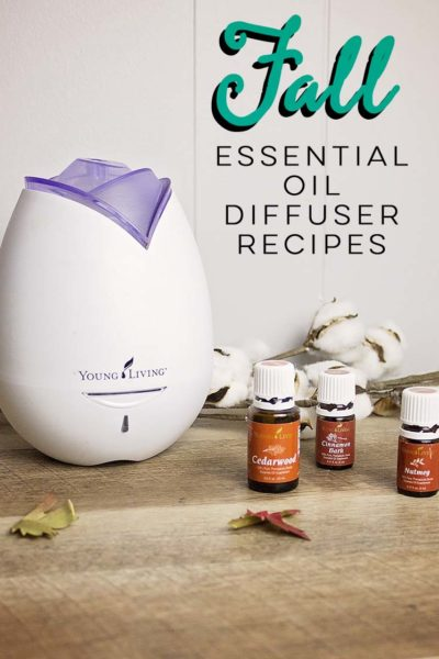 Fall Essential Oil Diffuser Recipes