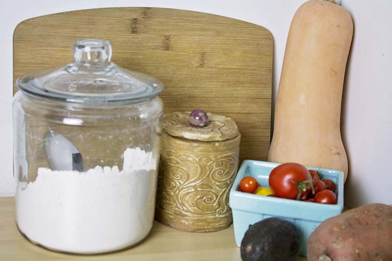 mason jar food storage
