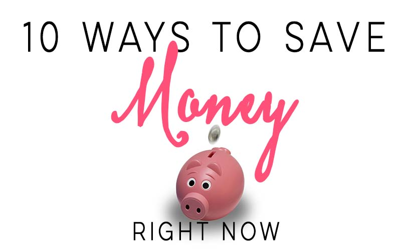 10-ways-to-save-money
