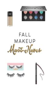 Fall Makeup Must-Haves