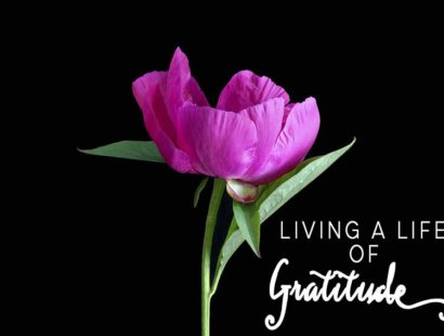 Living A Life Of Gratitude + Free Printable