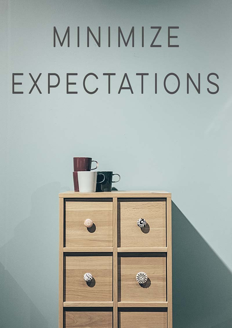Minimize Expectations