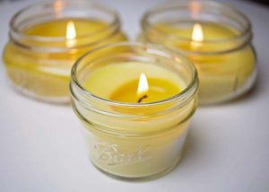 DIY Beeswax Candles: Healthy and Safe