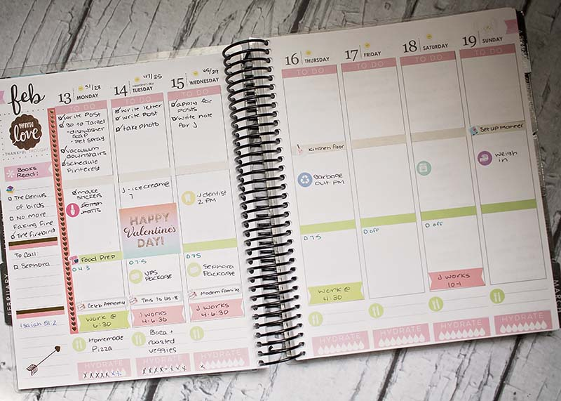 functional planner