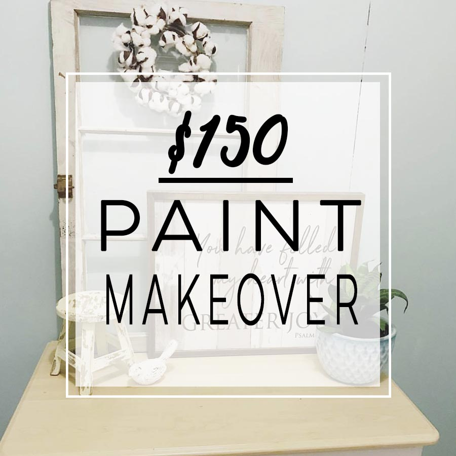 Paint Makeover