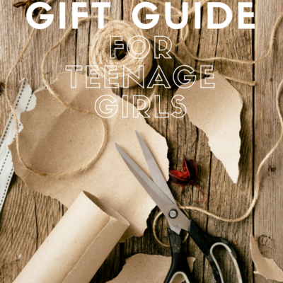 Practical Gift Guide For Teenage Girls