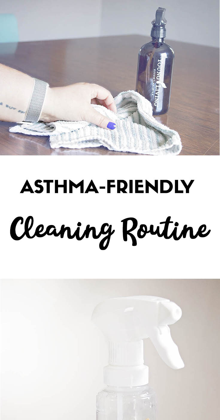 asthma friendly cleaning routine