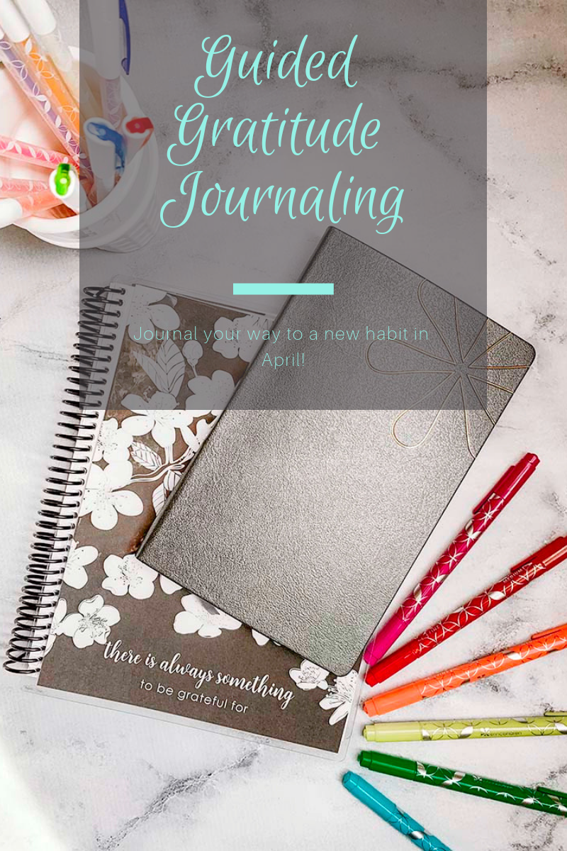Guided Gratitude Journaling