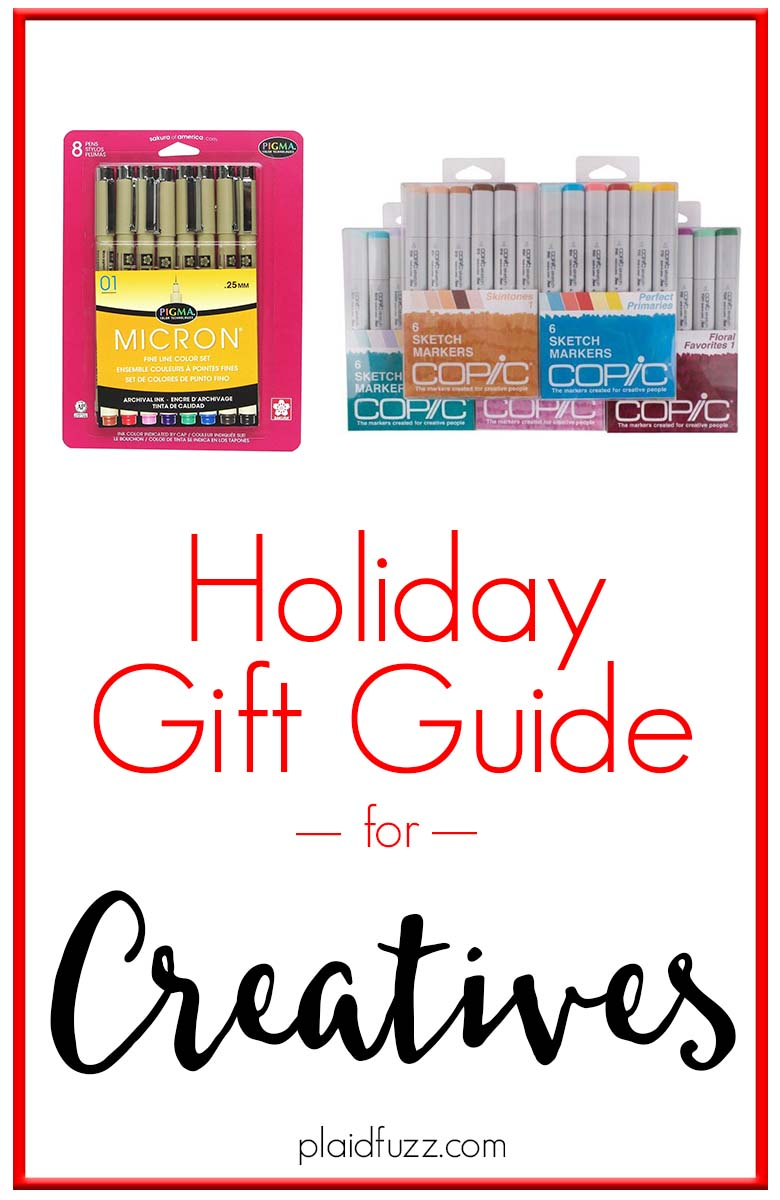 Holiday Gift Guide For Creatives