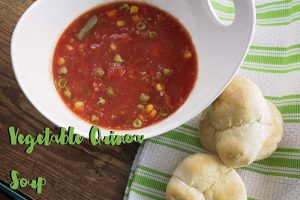 Vegetable Quinoa Soup