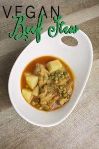 Vegan Beef Stew