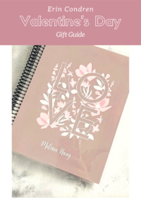 Erin Condren Valentine's Day Gift Guide