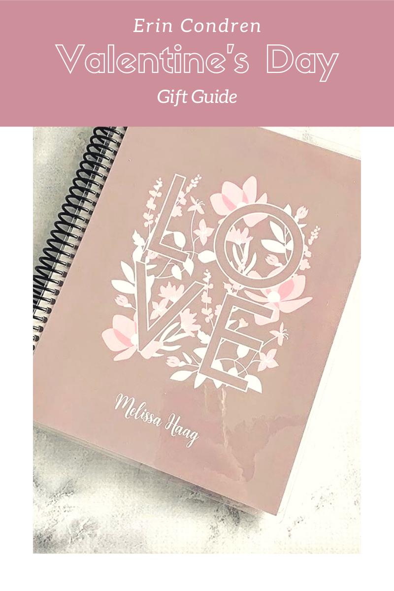 Erin Condren Valentine's Day Gift Guide